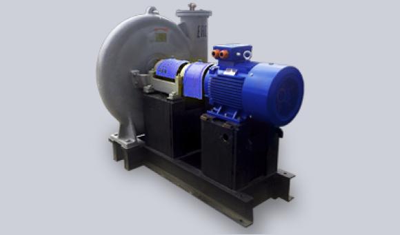 Турбокомпрессоры газовые ТГ-150-1,14М1-В1